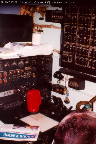 radio-operators position