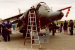 Starboard front quarter - airshow 1992