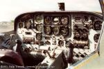 control panel - airshow 1993