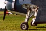 port undercarriage & wing fold  - airshow 1995