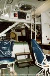 Cockpit - looking aft